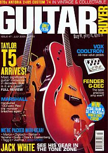Guitar Buyer No. 47 - July 2005 (front page)