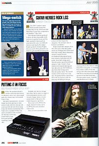 Guitar Buyer No. 47 - July 2005 (page No. 26)