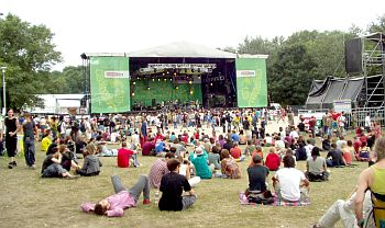 World Music Main Stage